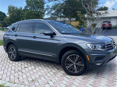 2019 Volkswagen Tiguan lease in Coral Springs,FL - Swapalease.com