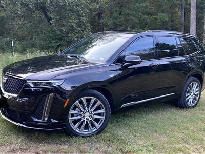 2020 Cadillac XT6 lease in Willis,TX - Swapalease.com