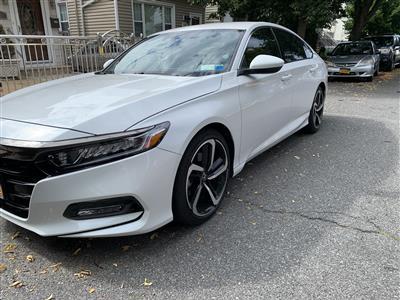 2018 Honda Accord lease in Bronx,NY - Swapalease.com