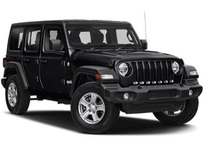2019 Jeep Wrangler Unlimited lease in Santa Monica,CA - Swapalease.com