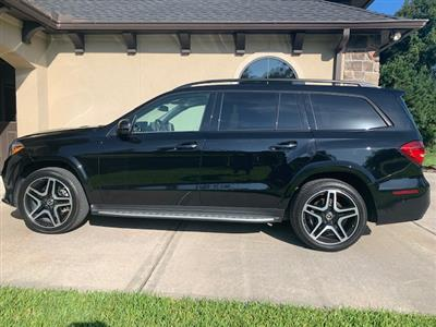 2019 Mercedes-Benz GLS-Class lease in Houston,TX - Swapalease.com