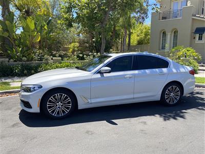 2019 BMW 5 Series lease in San Diego,CA - Swapalease.com