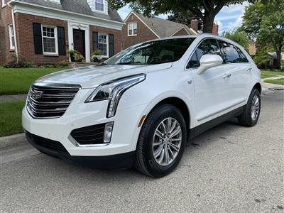 2019 Cadillac XT5 lease in Dearborn,MI - Swapalease.com