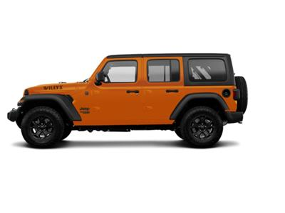 2020 Jeep Wrangler Unlimited lease in Surprise,AZ - Swapalease.com