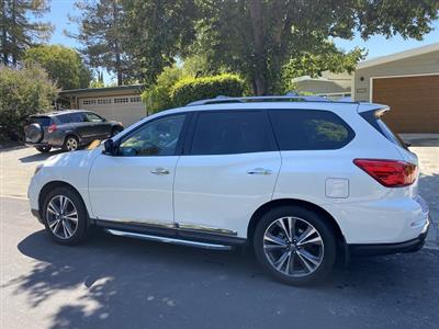 2020 Nissan Pathfinder lease in PALO ALTO,CA - Swapalease.com