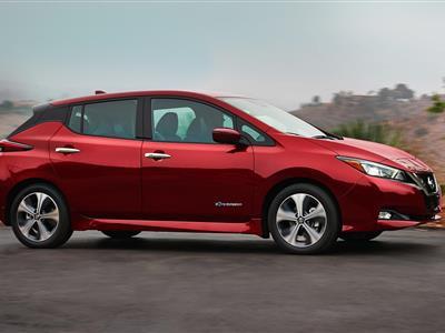 2018 Nissan LEAF lease in San Jose,CA - Swapalease.com