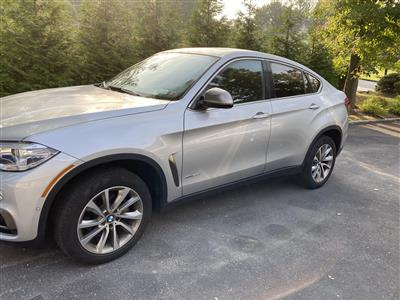 2018 BMW X6 lease in Pleasantville,NY - Swapalease.com