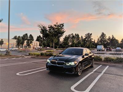 2020 BMW 3 Series lease in Bellevue,WA - Swapalease.com