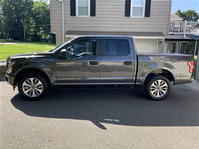 2018 Ford F-150 lease in Ludlow,MA - Swapalease.com