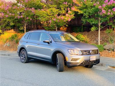 2020 Volkswagen Tiguan lease in Oakland,CA - Swapalease.com