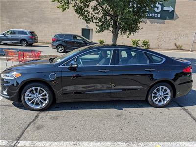 2020 Ford Fusion Plug-In Hybrid lease in Middle Village,NY - Swapalease.com