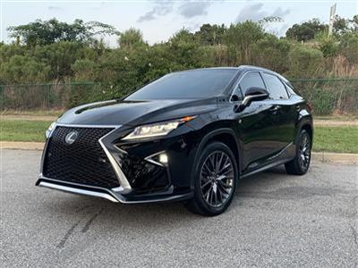2019 Lexus RX 350 F Sport lease in Costa Mesa,CA - Swapalease.com