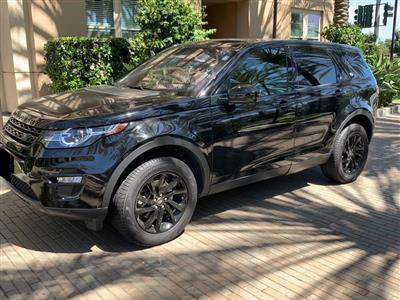 2018 Land Rover Discovery Sport lease in Irvine,CA - Swapalease.com