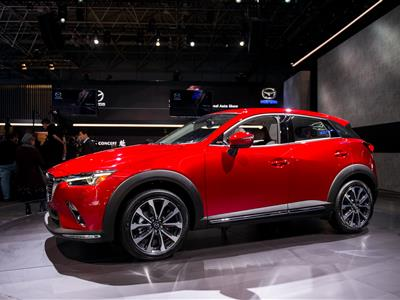 2019 Mazda CX-3 lease in CHESTER,NY - Swapalease.com