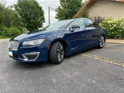2018 Lincoln MKZ Hybrid lease in New Lenox,IL - Swapalease.com
