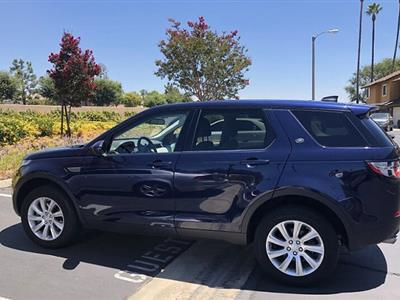 2017 Land Rover Discovery Sport lease in Upland,CA - Swapalease.com