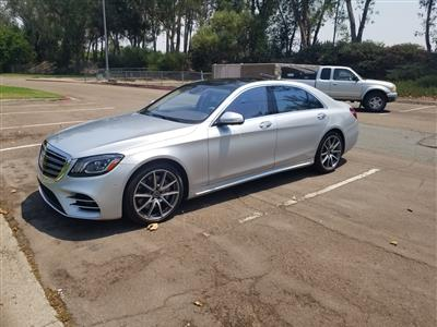 2020 Mercedes-Benz S-Class lease in La Mesa,CA - Swapalease.com