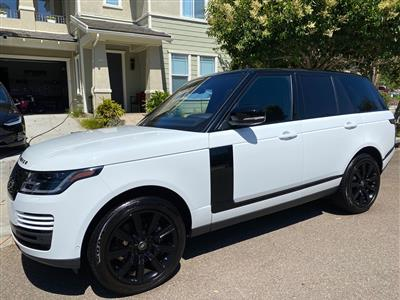 2018 Land Rover Range Rover lease in San Diego,CA - Swapalease.com