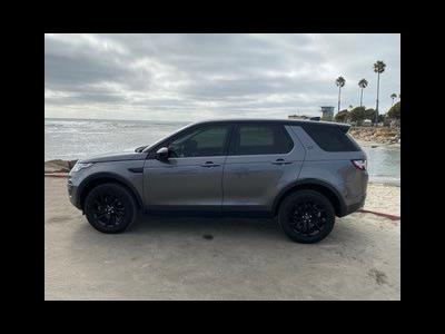 2018 Land Rover Discovery Sport lease in Carlsbad,CA - Swapalease.com