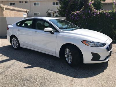 2020 Ford Fusion Hybrid lease in Sunland,CA - Swapalease.com