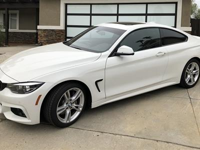 2019 BMW 4 Series lease in San Diego,CA - Swapalease.com