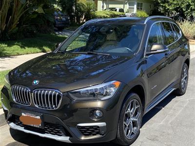 2018 BMW X1 lease in van nuys,CA - Swapalease.com