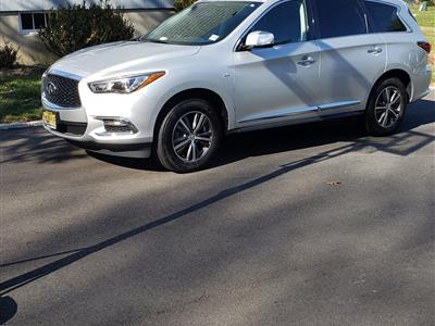 2019 Infiniti QX60 lease in Millington,NJ - Swapalease.com