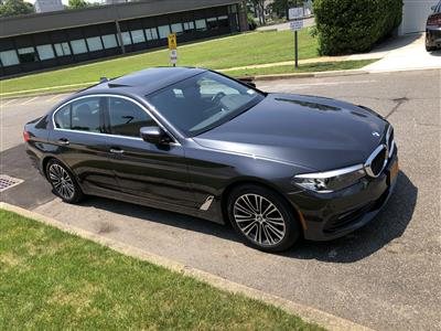 2018 BMW 5 Series lease in PORT JEFF STATION,NY - Swapalease.com