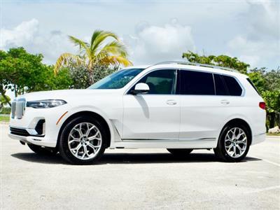 2019 BMW X7 lease in Sunny Isles Beach,FL - Swapalease.com