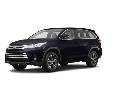 2018 Toyota Highlander lease in Newton,MA - Swapalease.com