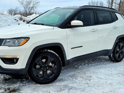 2018 Jeep Compass lease in Pleasant Prairie,WI - Swapalease.com