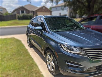 2018 Lincoln MKC lease in San Antonio,TX - Swapalease.com