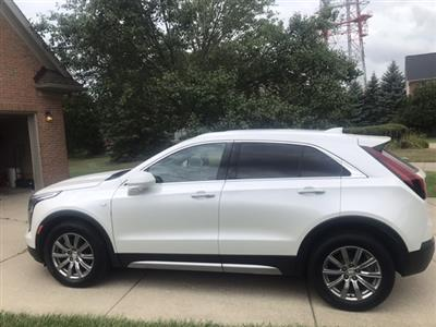 2020 Cadillac XT4 lease in Plymouth,MI - Swapalease.com