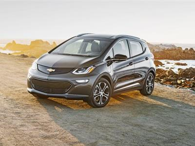2019 Chevrolet Bolt EV lease in Chico,CA - Swapalease.com