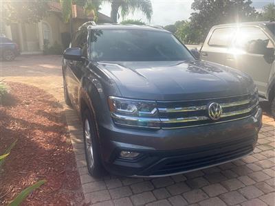 2019 Volkswagen Atlas lease in Sanford,FL - Swapalease.com