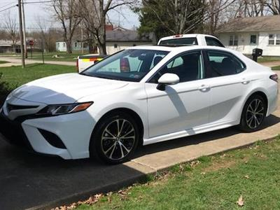 2019 Toyota Camry lease in Niles,OH - Swapalease.com
