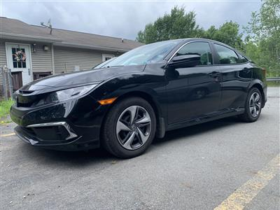 2019 Honda Civic lease in Mountain Top,PA - Swapalease.com