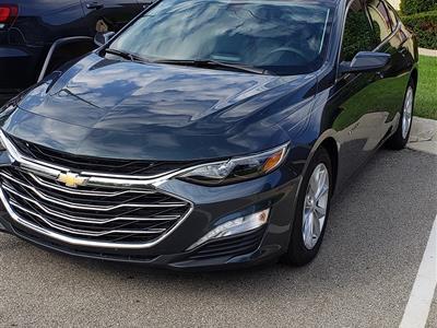 2019 Chevrolet Malibu lease in West Blumfield,MI - Swapalease.com