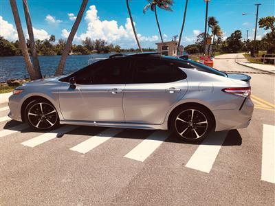 2020 Toyota Camry lease in Lake Worth Beach,FL - Swapalease.com