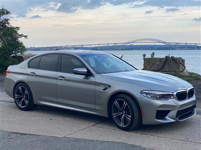 2018 BMW M5 lease in Elizabeth,NJ - Swapalease.com