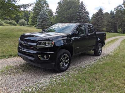 2019 Chevrolet Colorado lease in Clarkston,MI - Swapalease.com