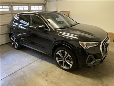 2020 Audi Q3 lease in Burbank,CA - Swapalease.com