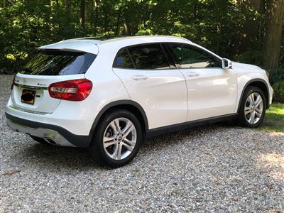 2018 Mercedes-Benz GLA SUV lease in Wilton,CT - Swapalease.com