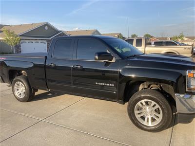 2018 Chevrolet Silverado 1500 lease in Brownsburg,IN - Swapalease.com