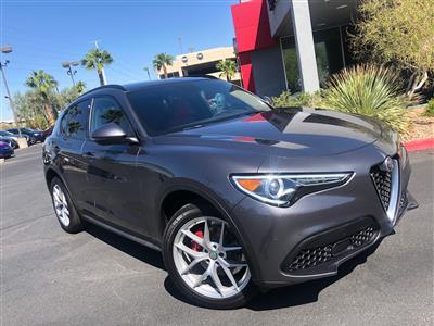 2018 Alfa Romeo Stelvio lease in Las Vegas,NV - Swapalease.com