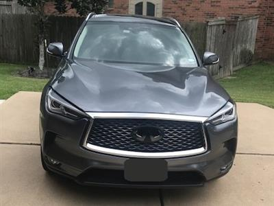 2019 Infiniti QX50 lease in Pearland,TX - Swapalease.com