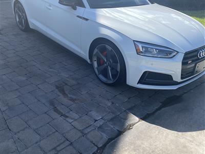 2019 Audi S5 Sportback lease in Orlando,FL - Swapalease.com
