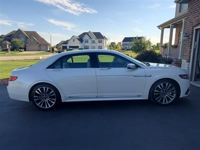 2019 Lincoln Continental lease in Plainfield,IL - Swapalease.com