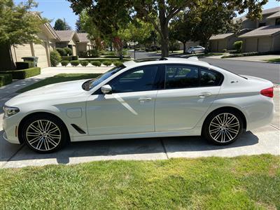 2018 BMW 5 Series lease in Modesto,CA - Swapalease.com