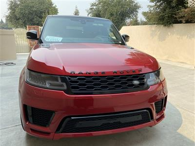 2019 Land Rover Range Rover Sport lease in Bakersfield,CA - Swapalease.com